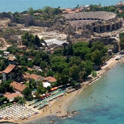 Turecko - Side - Manavgat letecky na 8-15 dnů, polopenze