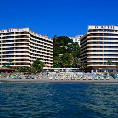 Španělsko - Costa del Sol letecky na 5-12 dnů, polopenze