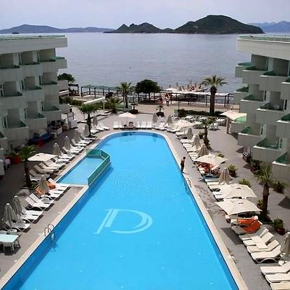 Turecko - Bodrum letecky na 8-12 dnů, all inclusive