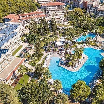 Turecko - Side - Manavgat letecky na 8-11 dnů