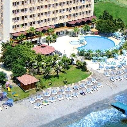 Turecko - Alanya letecky na 5-15 dnů, all inclusive