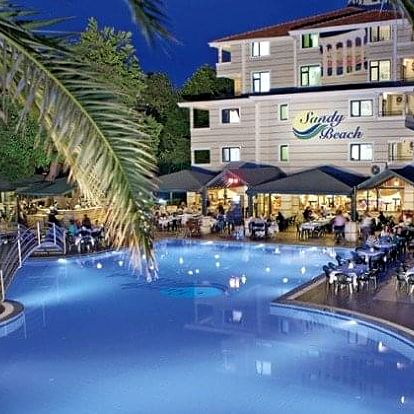 Turecko - Side - Manavgat letecky na 5-22 dnů, all inclusive
