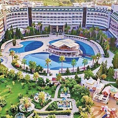 Turecko - Side - Manavgat letecky na 6-15 dnů, all inclusive
