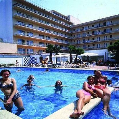 Španělsko - Costa del Maresme na 5-15 dnů