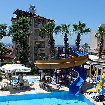 Turecko - Side - Manavgat letecky na 8-15 dnů, all inclusive