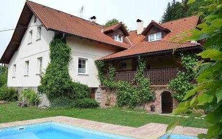 Liberecký kraj: Chalupa Dana