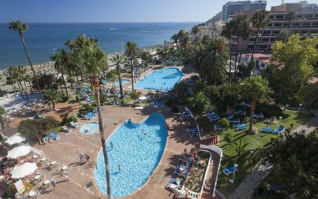Španělsko - Costa del Sol letecky na 8-12 dnů, polopenze