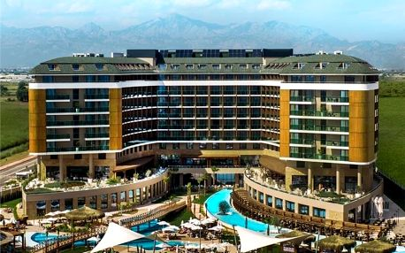 Turecko - Antalya letecky na 8 dnů