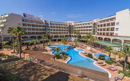 Španělsko - Costa Brava na 8-17 dnů, polopenze