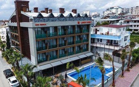Turecko - Antalya letecky na 8-13 dnů