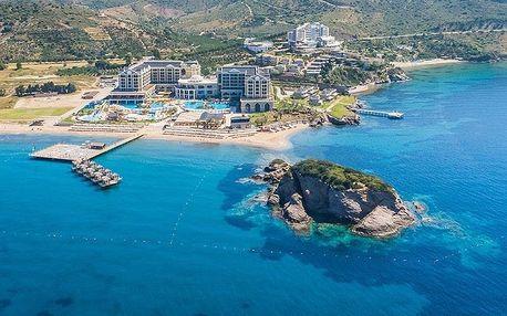 Turecko - Kusadasi letecky na 8-12 dnů, ultra all inclusive