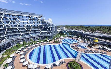 Turecko - Side - Manavgat letecky na 8-15 dnů
