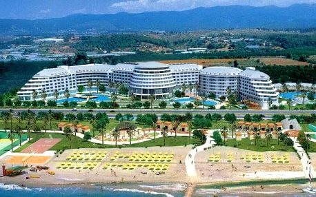Turecko - Alanya letecky na 8-15 dnů, ultra all inclusive