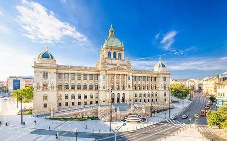 Praha přímo v centru: Luxus v Hotelu Occidental Praha Wilson **** se snídaní, welcome drinkem a slevou do baru