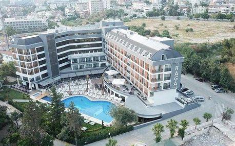 Turecko - Side - Manavgat letecky na 8-13 dnů, ultra all inclusive