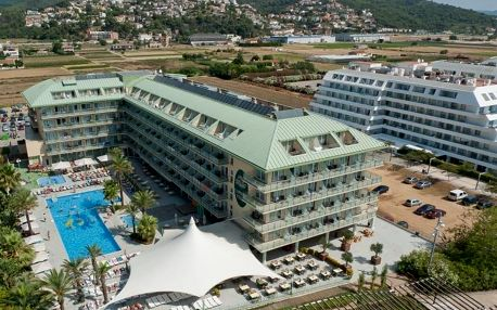 Španělsko - Costa del Maresme na 8-17 dnů, polopenze