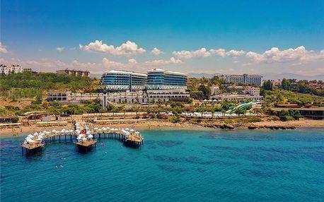 Turecko - Alanya letecky na 8-15 dnů