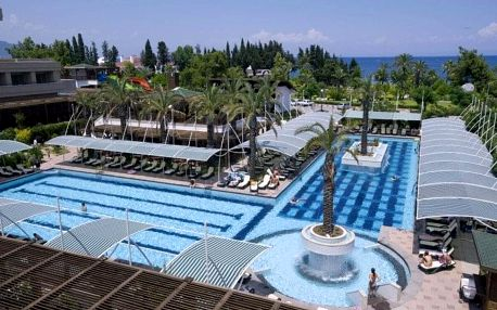 Turecko - Kemer letecky na 8-15 dnů