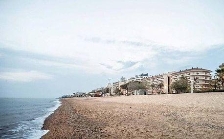 Španělsko - Costa del Maresme na 8-10 dnů