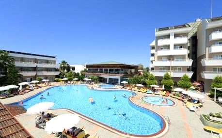 Turecko - Alanya letecky na 8-13 dnů, all inclusive
