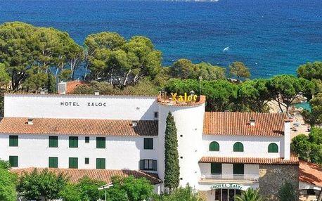 Španělsko - Costa Brava letecky na 8-11 dnů, polopenze