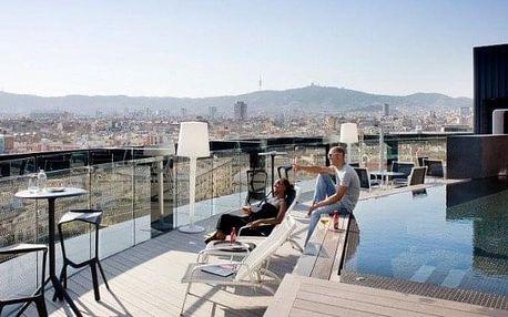 Španělsko - Barcelona letecky na 3-5 dnů, snídaně v ceně