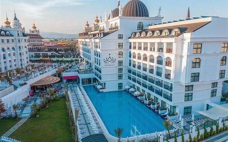 Turecko - Side - Manavgat letecky na 8-15 dnů, ultra all inclusive
