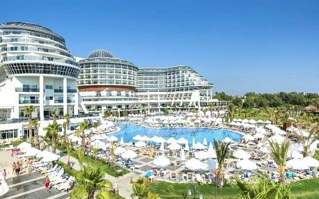 Turecko - Side - Manavgat letecky na 5-15 dnů, all inclusive