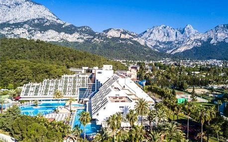 Turecko - Kemer letecky na 8-15 dnů, ultra all inclusive