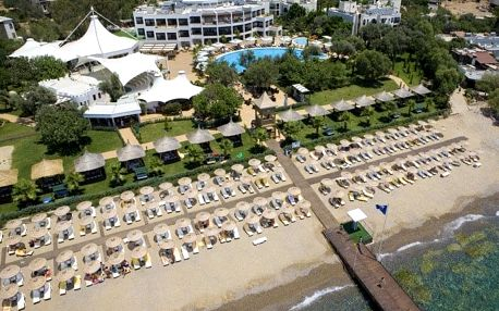 Turecko - Bodrum letecky na 8-12 dnů, ultra all inclusive