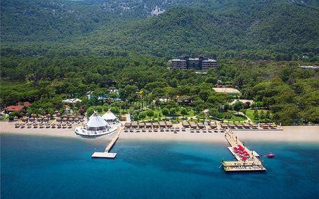 Turecko - Kemer letecky na 8-15 dnů, ultra all inclusive