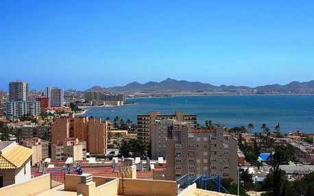 Španělsko - La Manga del Mar Menor letecky na 8-12 dnů