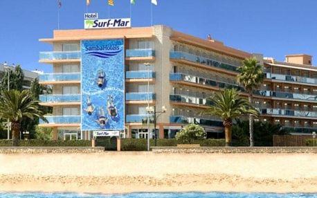 Španělsko - Costa Brava autobusem na 10 dnů, polopenze