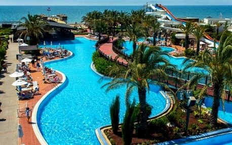 Turecko - Antalya letecky na 8-12 dnů, ultra all inclusive