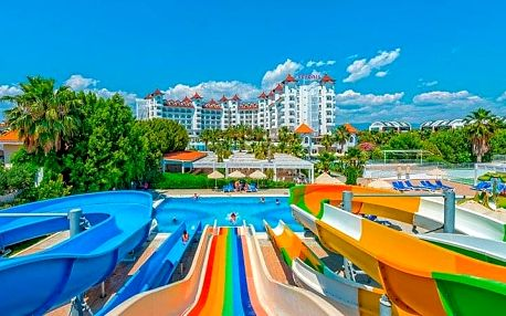 Turecko - Side - Manavgat letecky na 5-15 dnů, all inclusive