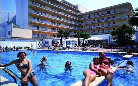 Španělsko - Costa del Maresme na 5-17 dnů