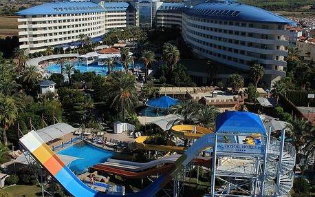 Turecko - Side - Manavgat letecky na 8-12 dnů, ultra all inclusive