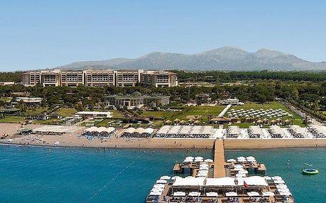 Turecko - Belek letecky na 8-15 dnů