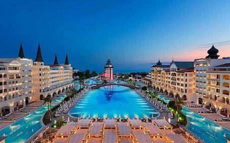 Turecko - Antalya letecky na 8-15 dnů