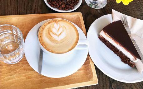 Bio káva dle výběru a míša řez z bio surovin