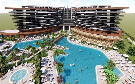Turecko - Side - Manavgat letecky na 8-15 dnů, ultra all inclusive
