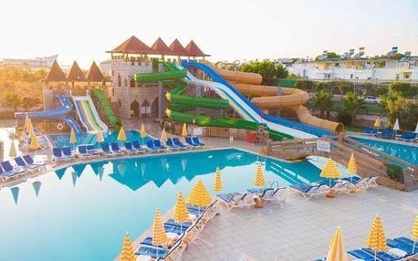 Turecko - Alanya letecky na 8-13 dnů, all inclusive