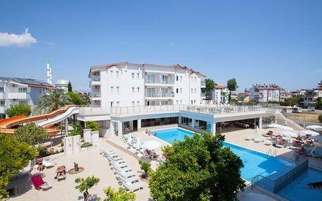 Turecko - Side - Manavgat letecky na 8-13 dnů