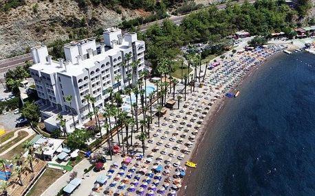 Turecko - Marmaris letecky na 8-12 dnů, all inclusive