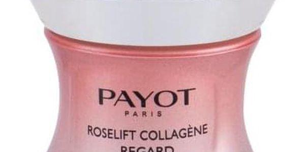 PAYOT Roselift Collagéne 15 ml liftingový oční krém pro ženy