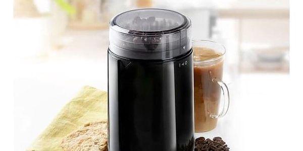 Tříštivý elektrický mlýnek na kávu DOMO DO712K4
