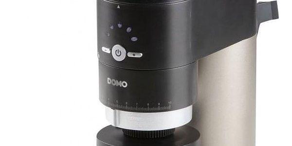 Tříštivý elektrický mlýnek na kávu DOMO DO712K5