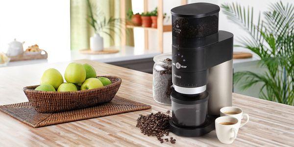 Do domácnosti: elektrické mlýnky na kávu
