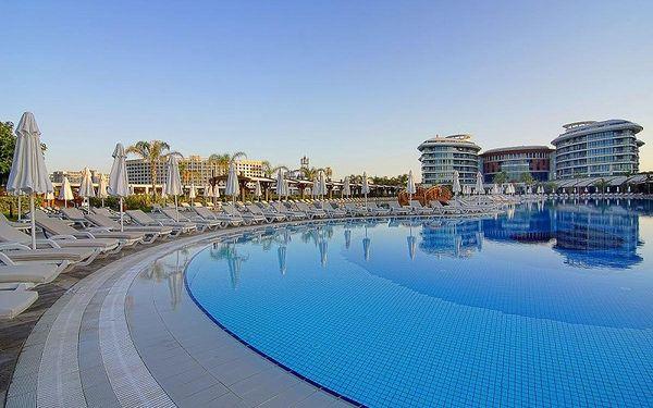 BAIA LARA, Antalya, Turecko, Antalya, letecky, ultra all inclusive2
