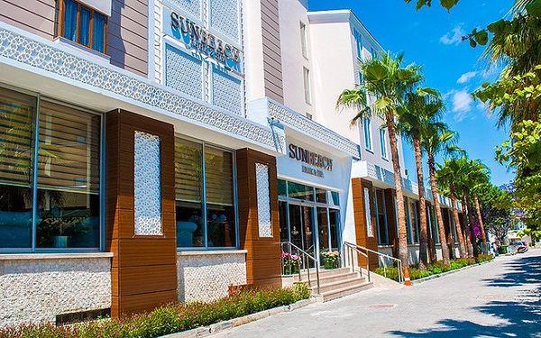 Hotel Sun Beach Park, Side, Turecko, Side, letecky, all inclusive2